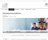 HP EdcastCloud MOOCs