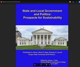 State and Local Government and Politics: Prospects for Sustainability