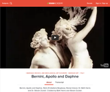 Bernini's Apollo and Daphne