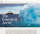 The Emerging Arctic: Risks and Opportunities