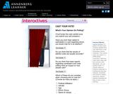 Annenberg: Cast Your Vote