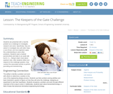 The Keepers of the Gate Challenge