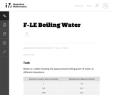 F-LE Boiling Water