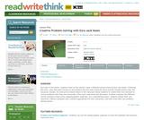 Creative Problem-Solving with Ezra Jack Keats