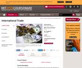 International Trade, Fall 2006