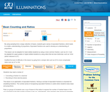 Bean Counting and Ratios - NCTM Illuminations