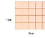 3rd Grade Math, Area