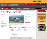 Software Engineering Concepts, Fall 2005