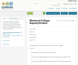 Electoral College Inquiry Project