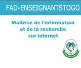Maîtrise de l'information et de la recherche sur Internet