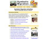 Symbolic Migrations
