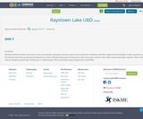 Raystown Lake UBD