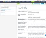 3C Word Wall