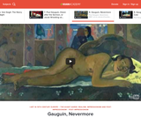 Gauguin's Nevermore