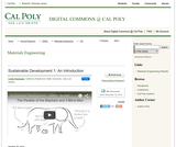 Sustainable Development 1: An Introduction