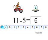 Number sense- Subtraction