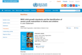 WHO child growth standards and the identification of severe acute malnutrition in infants and children A Joint Statement  Share Print