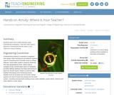 Where Is Your Teacher?