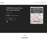 COMM 326: Small Group Discussion Methods