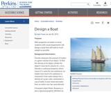 Design a Boat
