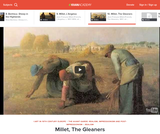 Millet's The Gleaners
