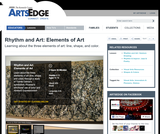 Rhythm and Art: Elements of Art