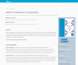 Delftse Foundations of Computation