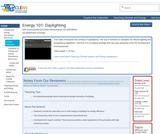 Energy 101: Daylighting