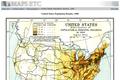 United States Population Density, 1900