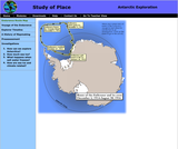 Study of Place: Antarctic Exploration