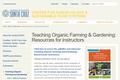 Teaching Organic Farming & Gardening: Resources for Instructors