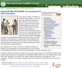 Folklife and Fieldwork