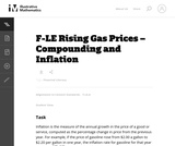 Rising Gas Prices Đ Compounding and Inflation