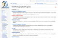 Open Content Photography Program