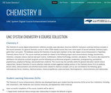 UNC System Chemistry 2 Digital Course