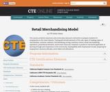 Retail Merchandising Model