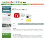 Critical Media Literacy: TV Programs