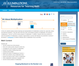 All About Multiplication