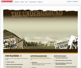 The Underground Railroad: Escape from Slavery