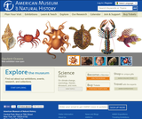 American Museum of Natural History: Resources for Learning