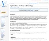 Implantation - Anatomy & Physiology