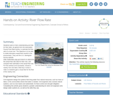 River Flow Rate