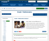 Grade 1 Module 1: Sums and Differences to 10