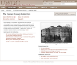 The Human Ecology Collection