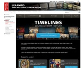 Interactive History Timeline: Sources from History