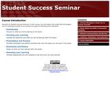 Rio Salado Student Success Seminar