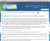 Updating the K-W-L Brings the Focus Back to Literacy, Evidential Thinking