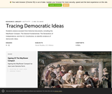 Tracing Democratic Ideas