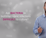 Bacteria and Chronic Infections -  Diagnosis of Chronic Infections (13:52)