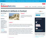 Artifacts 2: Artifacts in Context